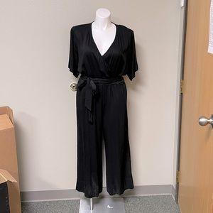 ban.do Black Jumpsuit (XL/2X)